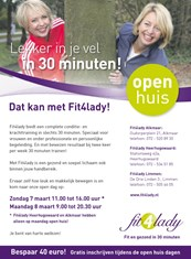 Advertentie Fit4 Lady