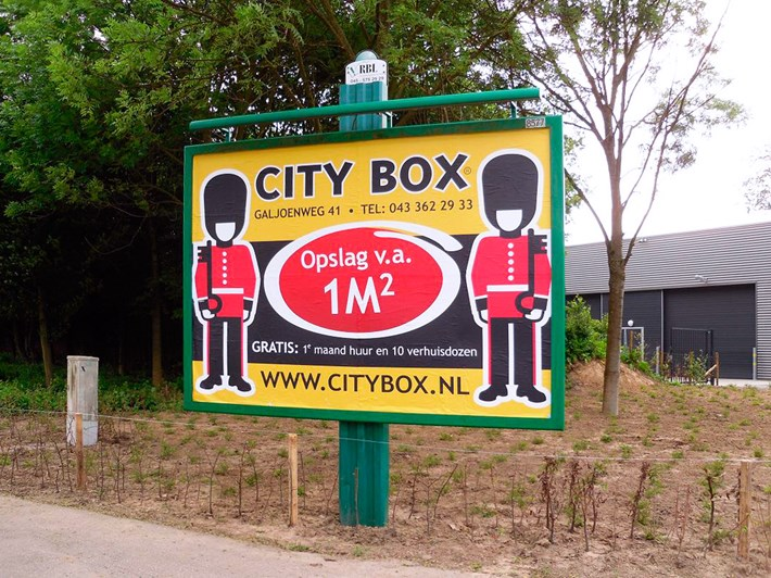 City Box - Billboard