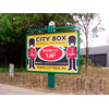 Billboards & Abri's voor City Box