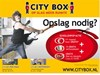 Reclame campagne City Box
