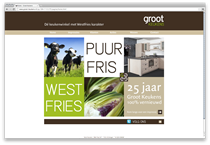 Webdesign Jan Groot Keukens - Schagen