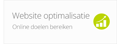 Website optimalisatie SEO